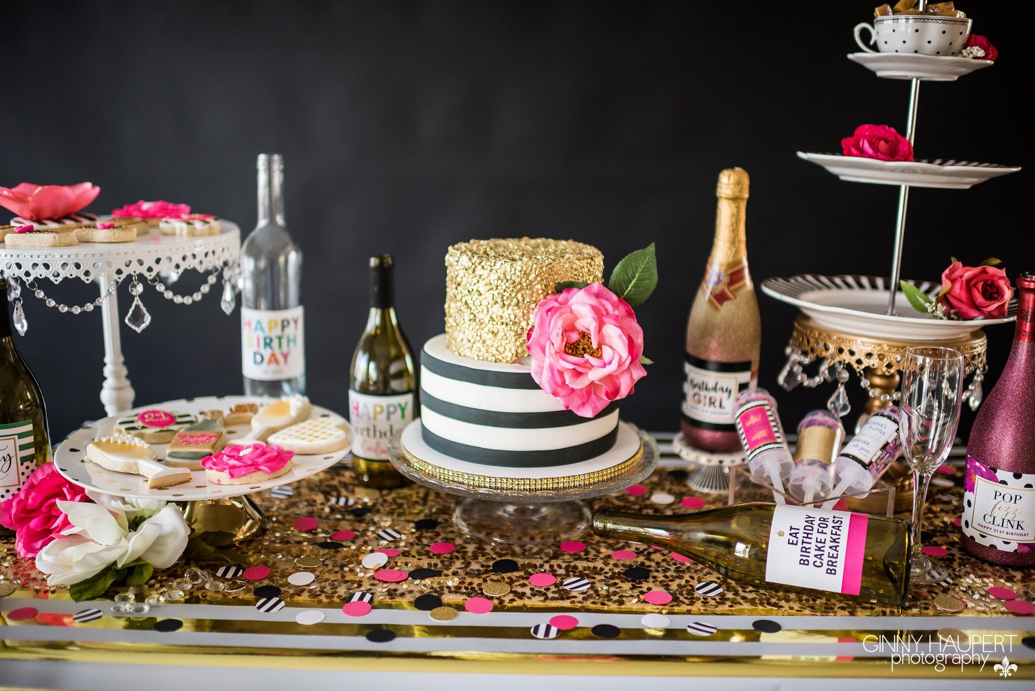 Denver Birthday Photographer Kate Spade Theme  Denver  ~ 183647_Birthday Party Ideas Denver