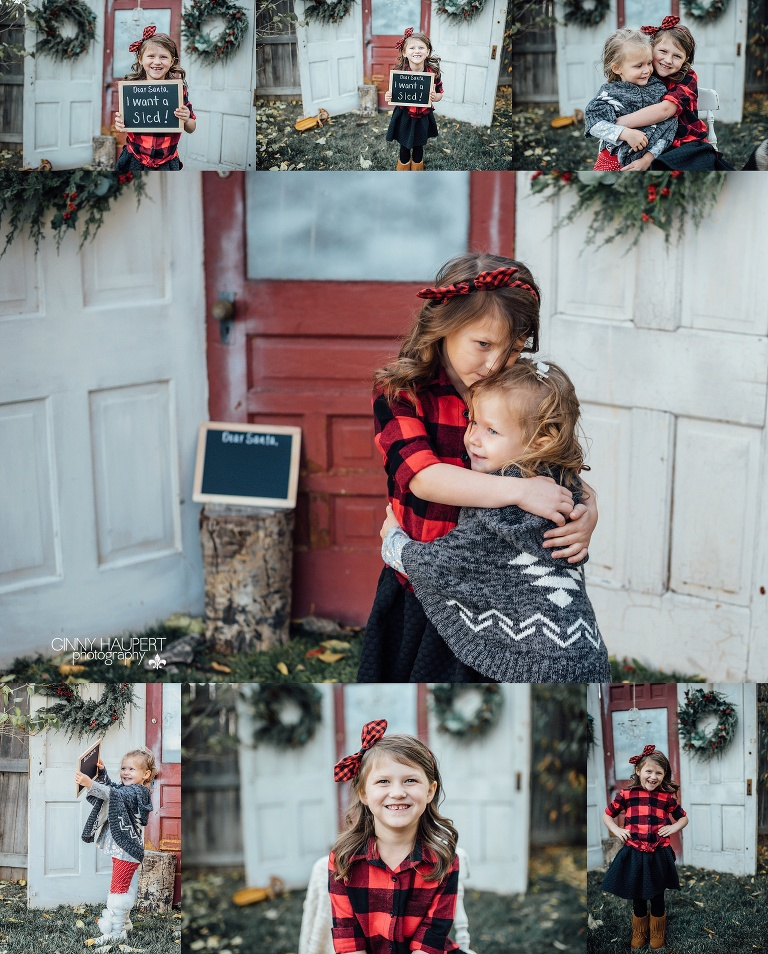 denver christmas mini session
