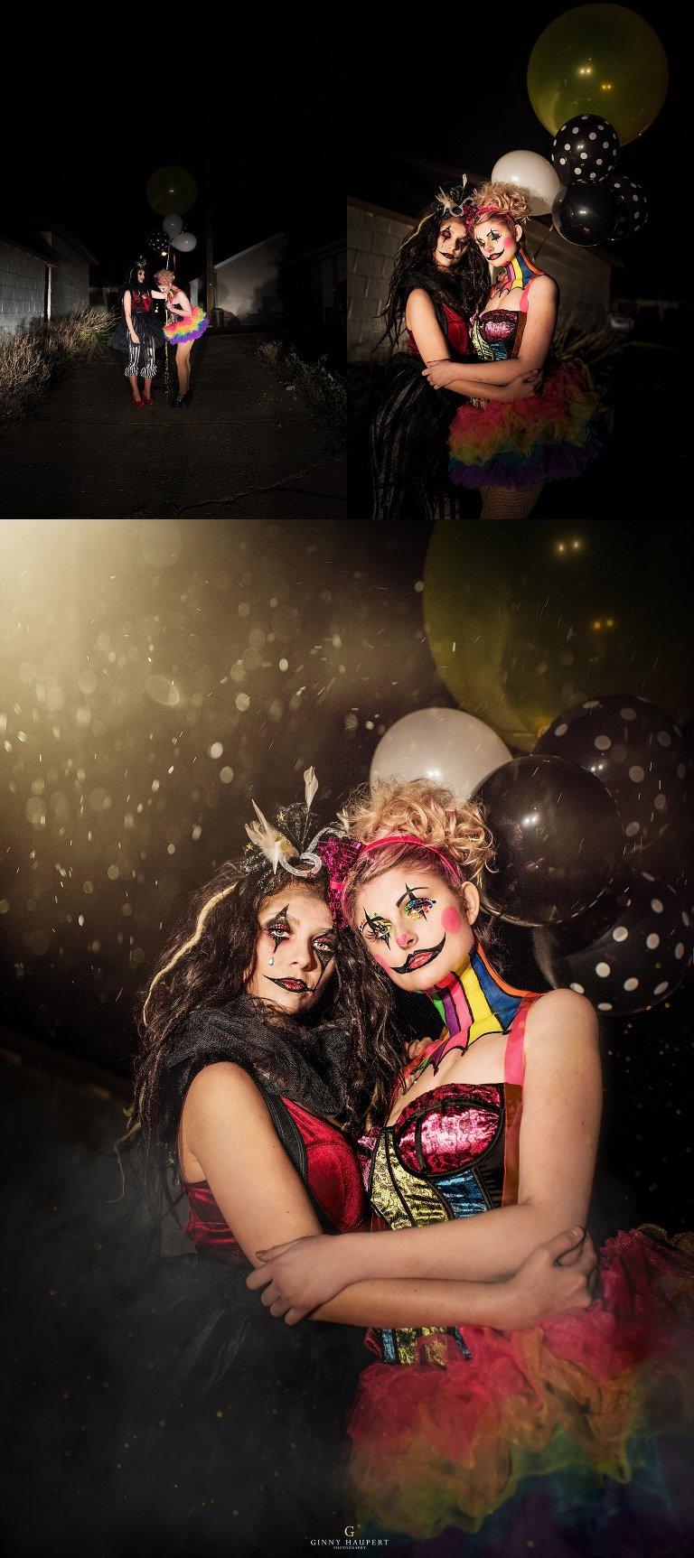 clown makeup diy